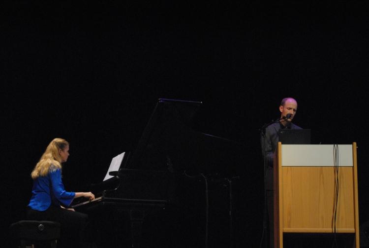 Jon Woodward & Oni Buchanan